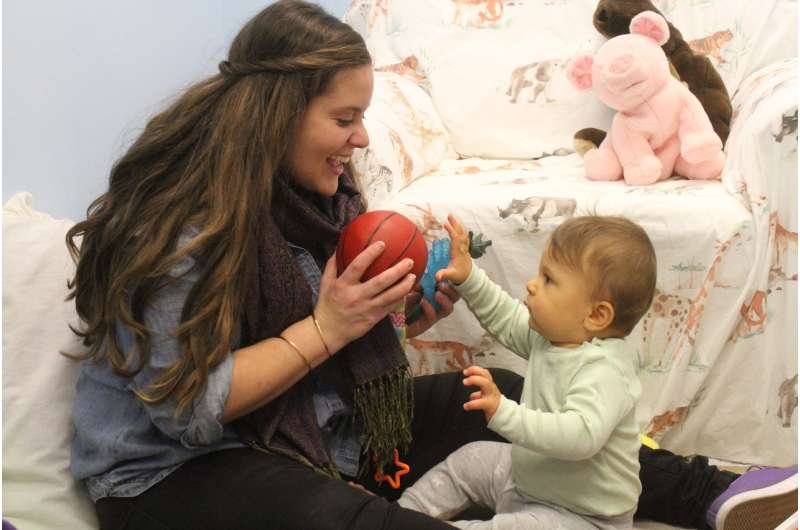 Parents learn, babies talk: How coaching moms and dads improves infants' language skills