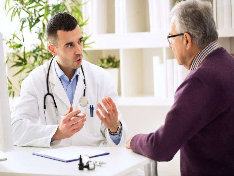 PCPs often not meeting needs of seniors with chronic conditions