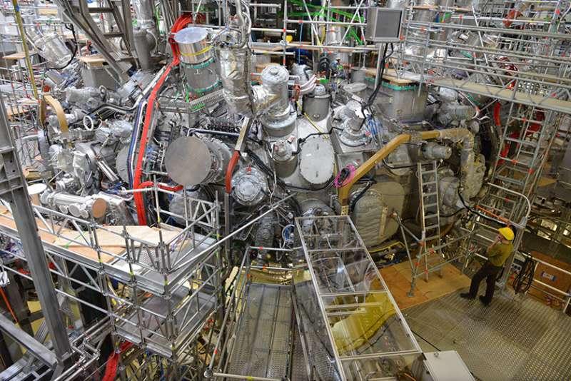 Peak performance: new stellarator experiments show promising results