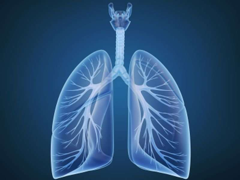 Persistent respiratory issues in youth may decline lung function