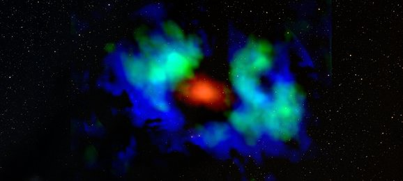 Planet formation starts before star reaches maturity