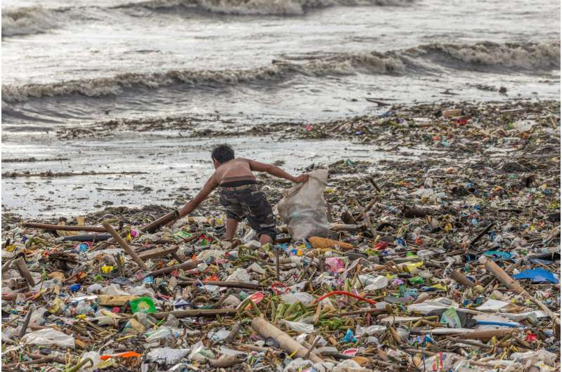 Plastic crisis—divert foreign aid to dumpsites in developing countries