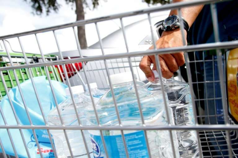 Plastic was identified in 93 percent of the samples included in the study, which included major name brands such as Aqua, Aquafi