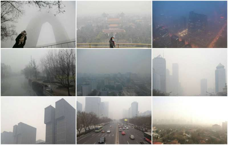 Polluted air may pollute our morality
