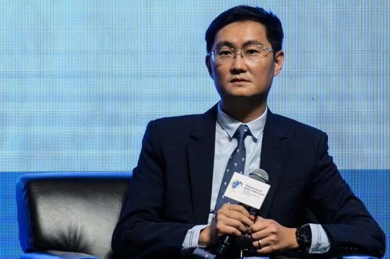 Pony Ma says WeChat's accounts have crossed the one billion mark