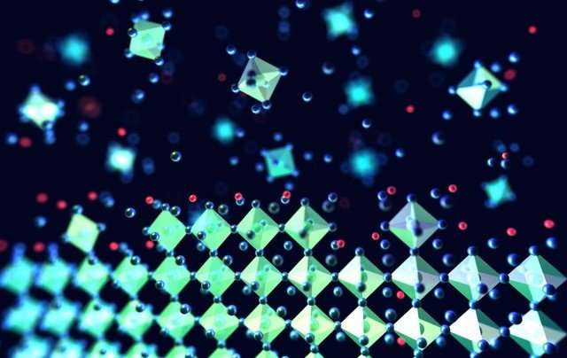 Potassium gives perovskite-based solar cells an efficiency boost
