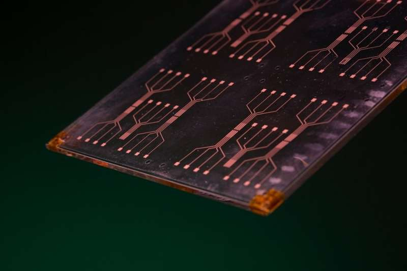 'Pptically pumped' laser closer to improving processing speed of sensors