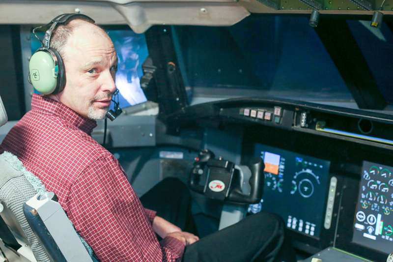 Preventing a plane crash—research helps pilots train for aerodynamic stalls