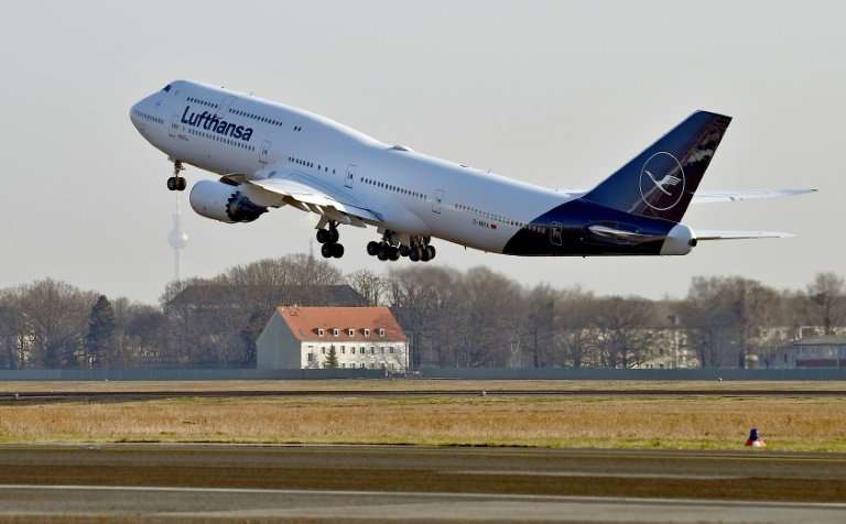 Profits were further boosted by the full integration of Brussels Airlines into Lufthansa's business.