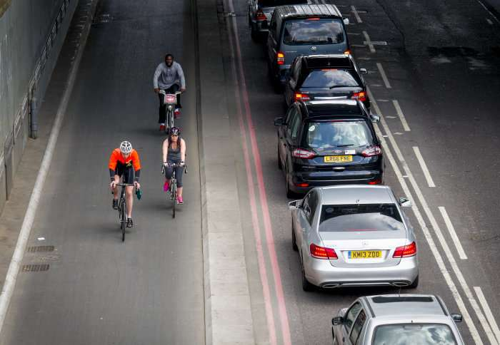 Promoting cycling in cities can tackle obesity