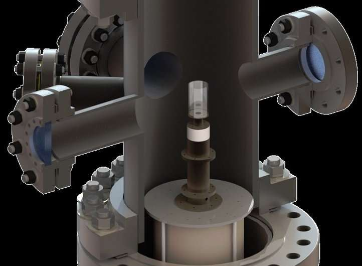 Putting gas under pressure
