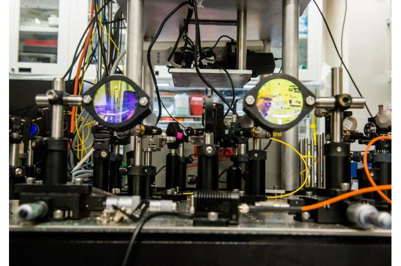 Quantum network to test unhackable communications