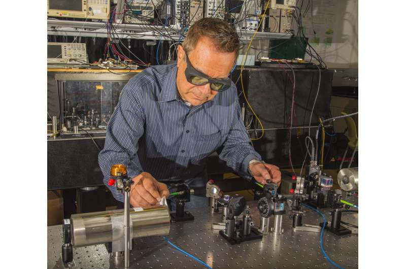 'Quantum radio' may aid communications and mapping indoors, underground and underwater