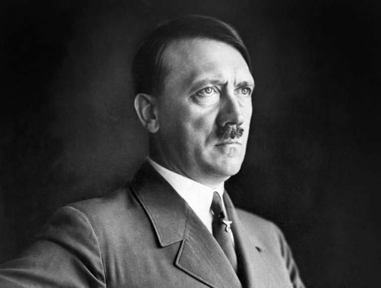 """""""We can stop all the conspiracy theories about Hitler. He did not flee to Argentina in a submarine, he is not in a hidden b"""
