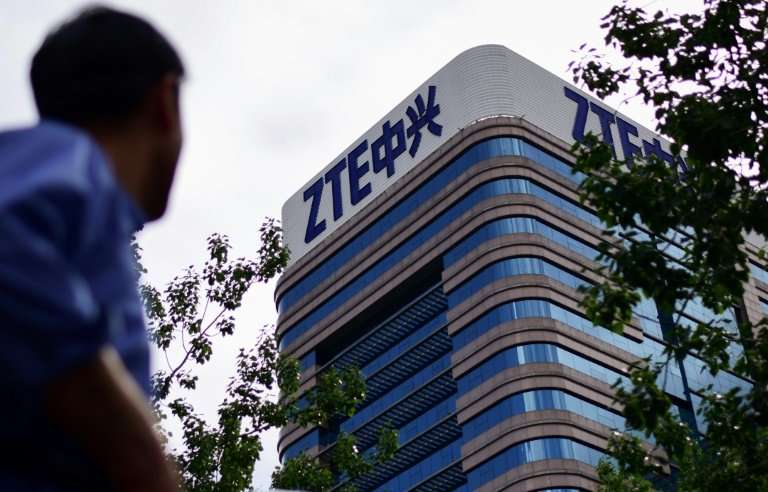 """""""While we lifted the ban on ZTE, the Department will remain vigilant as we closely monitor ZTE's actions to ensure complian"""