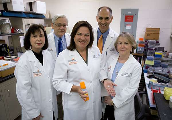 Rapamycin lotion reduces facial tumors caused by tuberous sclerosis, UTHealth reports