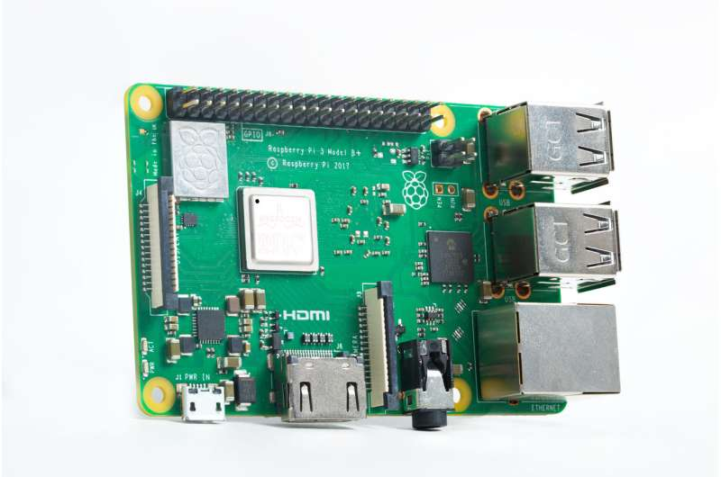 Raspberry Pi 3 Model B+ is latest member with same affordable price