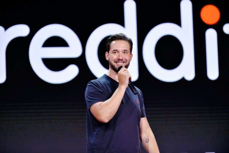 Reddit was co-founded by Alexis Ohanian, husband of tennis superstar Serena Williams