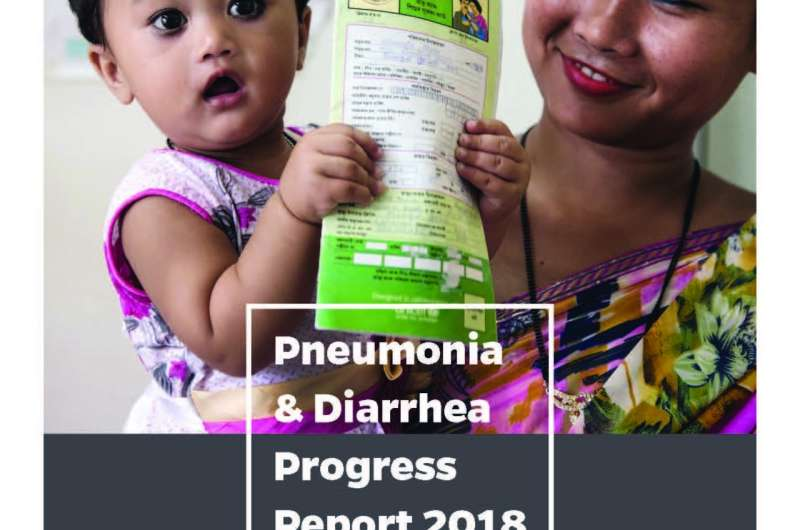 Report finds inequity may slow progress in preventing child pneumonia and diarrhea deaths