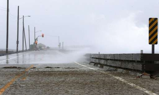 Report: US high-tide flooding twice what it was 30 years ago