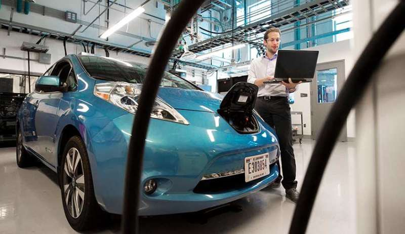 Research determines integration of plug-in electric vehicles...