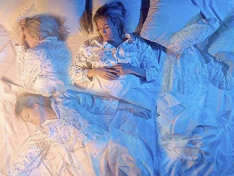 Residents' sleep deteriorates during training