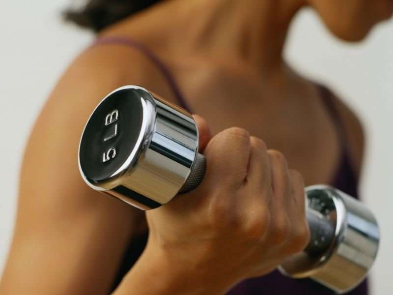 Resistance exercise may reduce depressive symptoms in adults