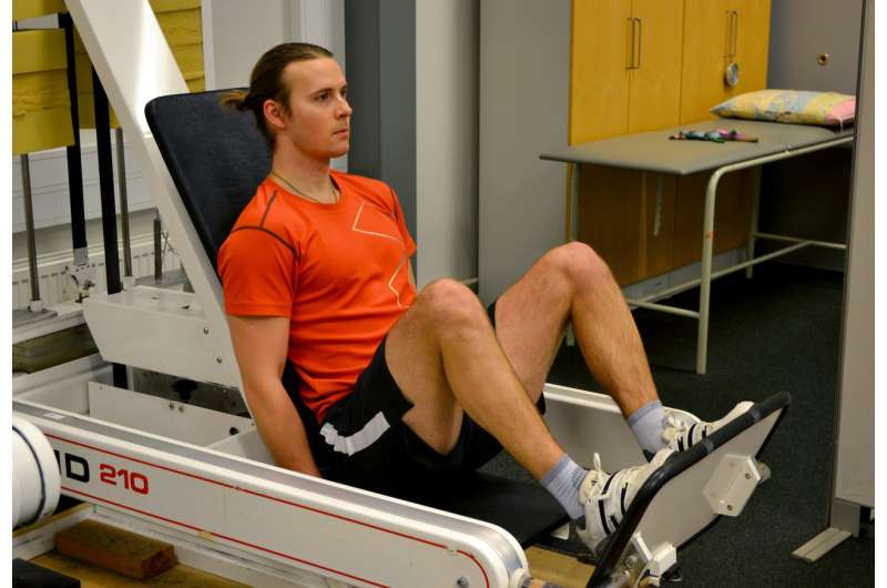 Resistance training enhances recycling capacity in muscles