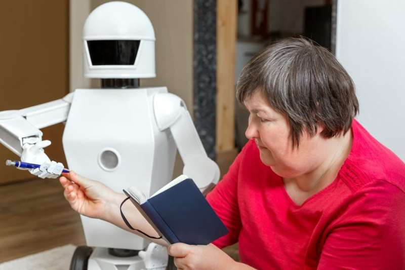 Robot carers could help lonely seniors—they're cheering humans up already