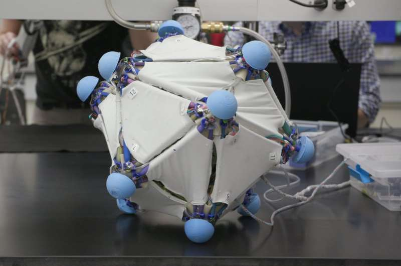 'Robotic Skins' turn everyday objects into robots