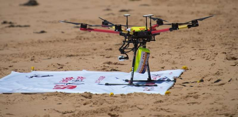 Robots to the rescue: Saving lives with unmanned vehicles