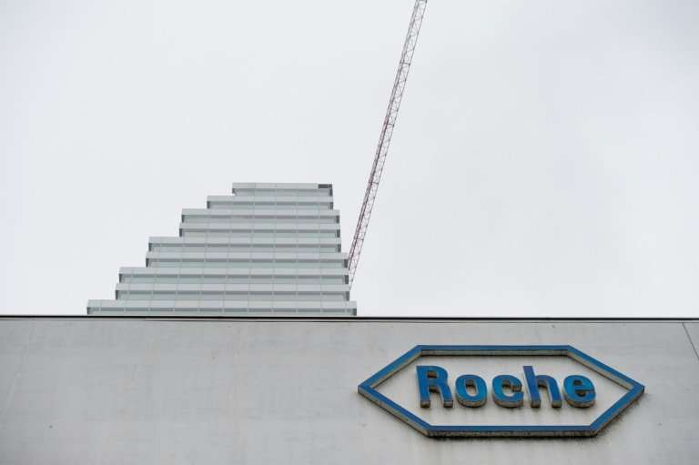 Roche, which was founded in 1896, is the world's top cancer drug maker