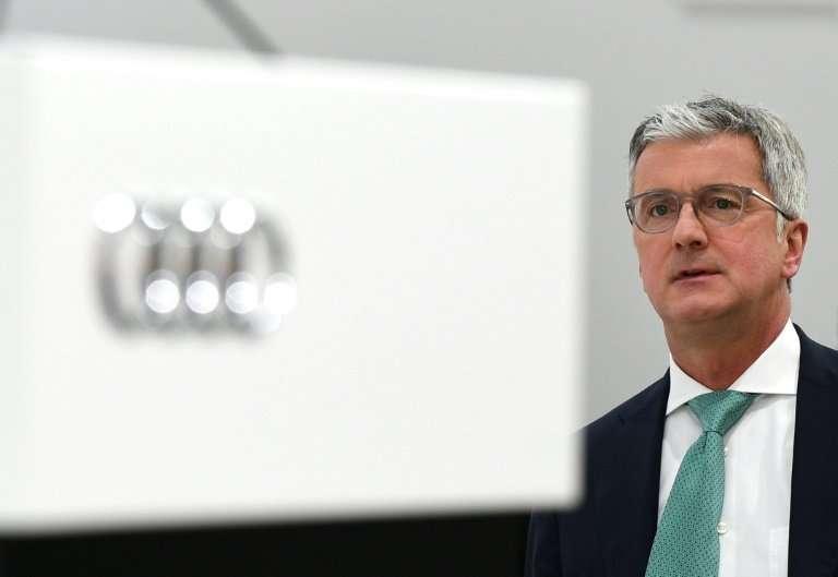 Rupert Stadler, CEO of German car maker Audi, was released after months in custody