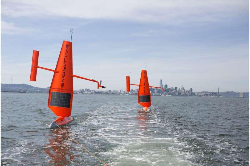 Saildrone to provide valuable ocean data