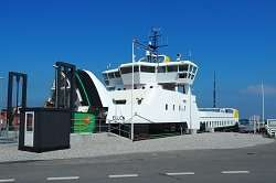 Sailing towards a fully electric ferry