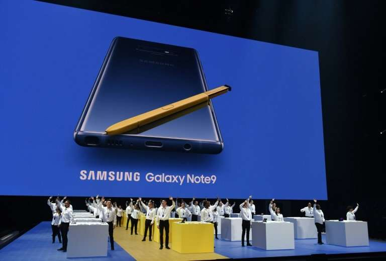Samsung is launching a new Galaxy mobile device less than two months after unveiling its Galaxy Note 9 flagship handset