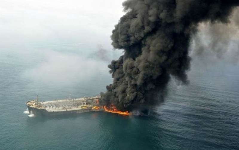 Sanchi oil tanker disaster—how spills and accidents can make ships safer