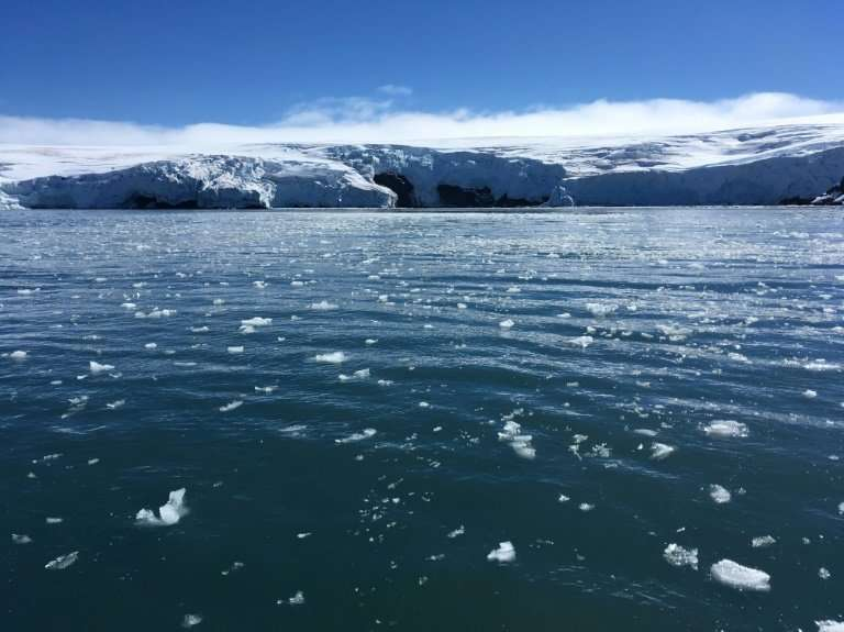 Sea ice cover in Antarctica has dropped to its second-lowest on record, Australian authorities say, adding that it is not yet cl