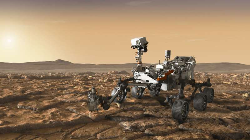 Search for life on Mars could get water-enhanced boost