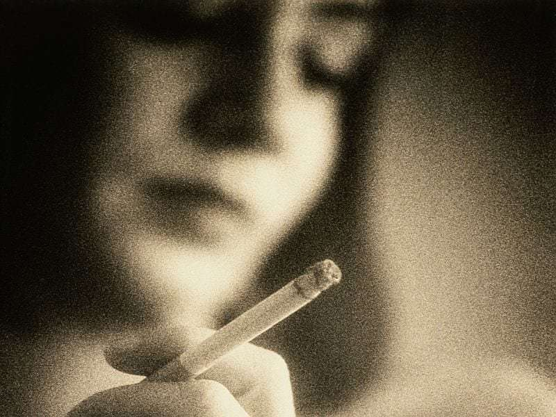 Secondhand smoke exposure saw big drop from 1988 to 2014