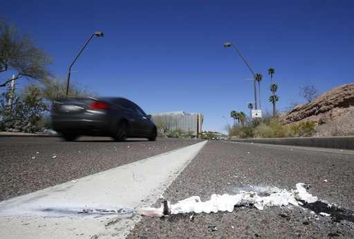 Self-driving vehicle strikes and kills pedestrian in Arizona