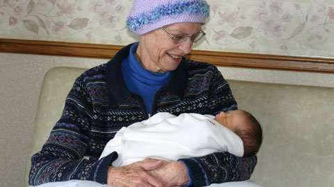 Shared Lifetime of Grandmothers and Grandchildren Significantly Increased Since 1800s