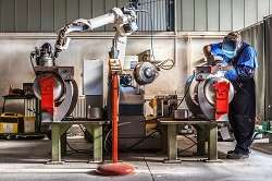 Sharing the workplace with robots? New tool helps designers create safer machines