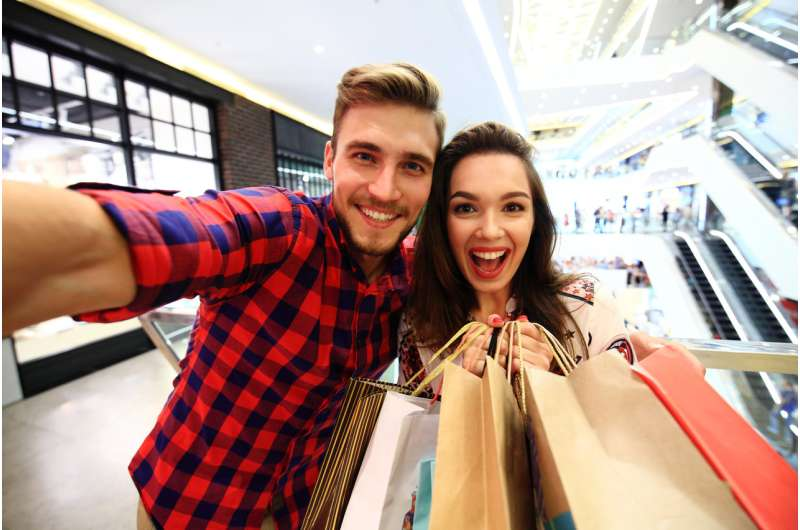 Sharing your #shopping on social media can damage your health and your wallet