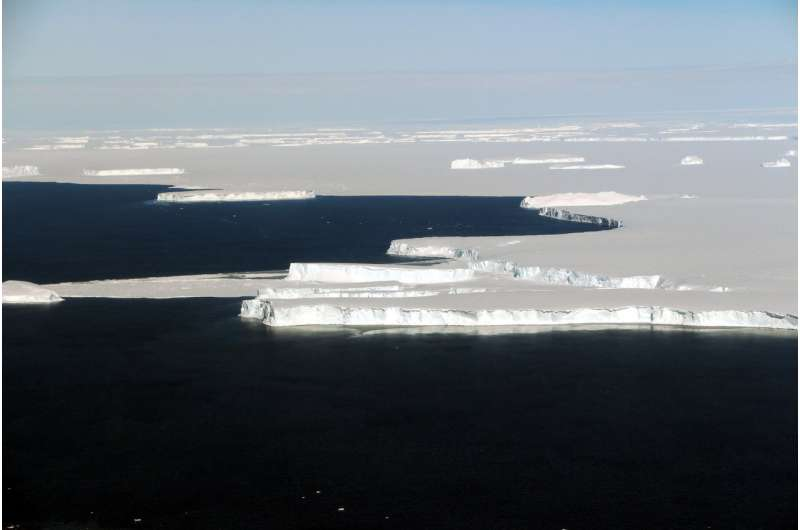Short-term changes in Antarctica's ice shelves are key to predicting their long-term fate
