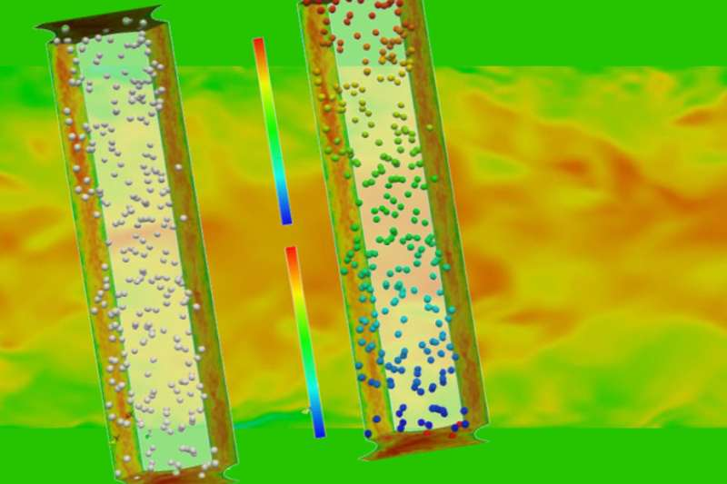 Simulating turbulent bubbly flows in nuclear reactors