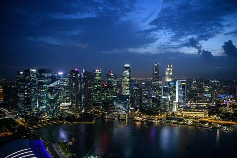 Singaporean authorities say the theft is the city state's biggest data breach to date