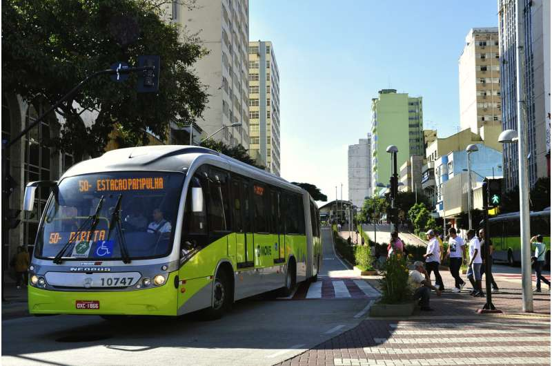 Six rules for improving city bus services