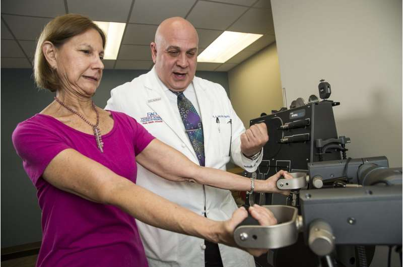 'Skinny fat' in older adults may predict dementia, Alzheimer's risk