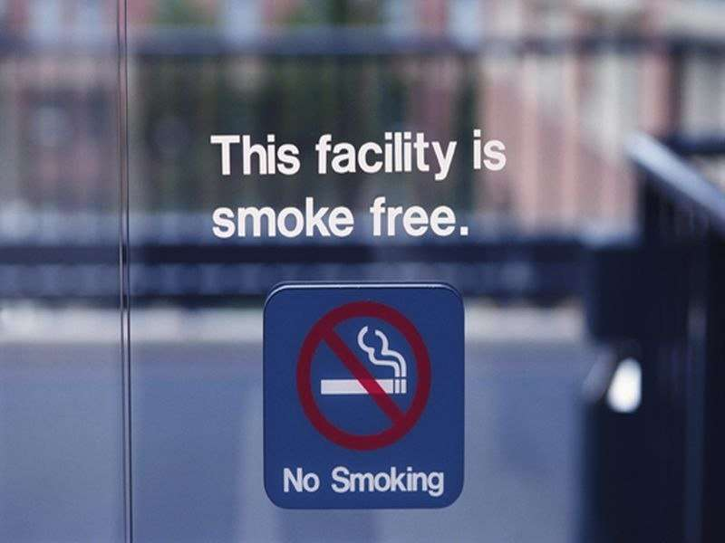 Smoking becoming a no-no on college campuses